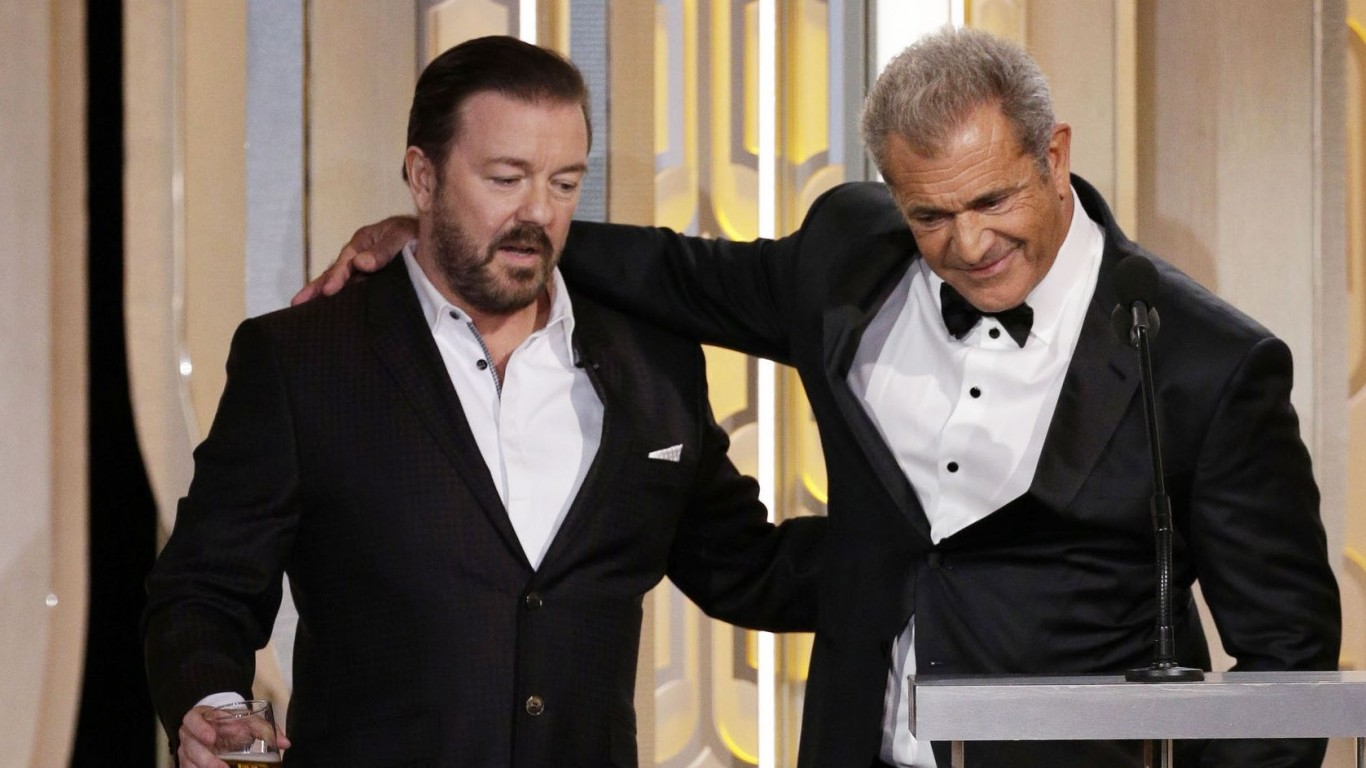 Gervais, Stallone, DiCaprio: the best Golden Globes quotes of 2016