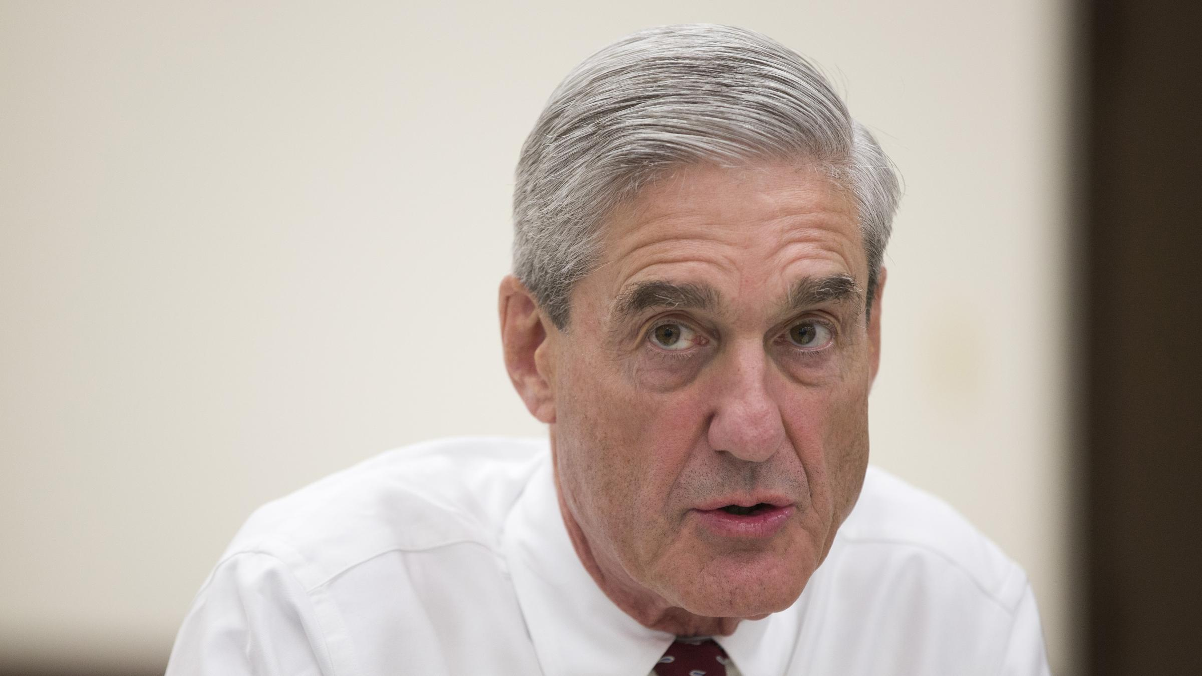 White House Staffers Are Reportedly Freaking Out Over Robert Mueller's Possible Firing