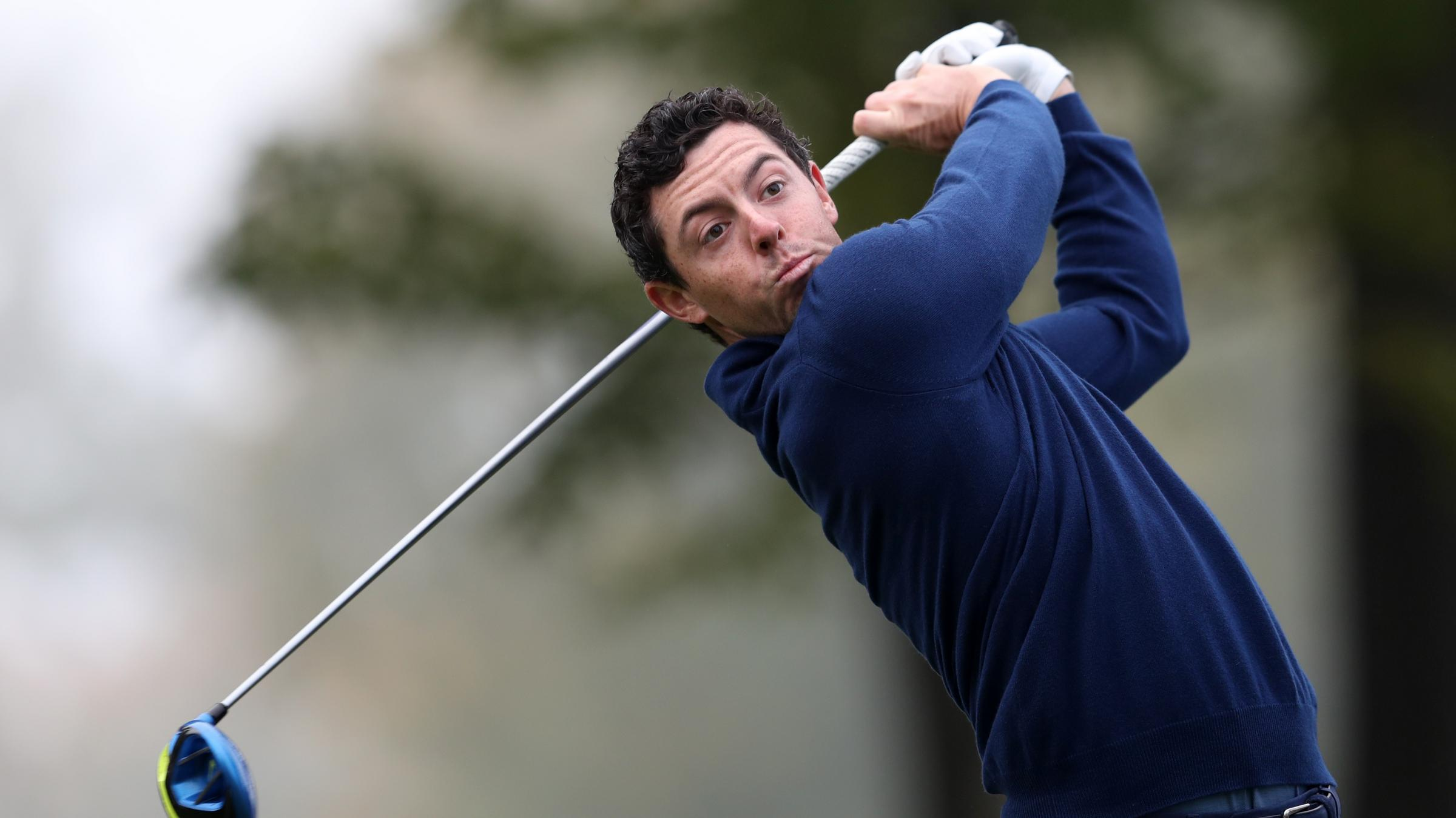 Rory Mc Ilroy shocked by decision to cut down heavy rough at Erin Hills