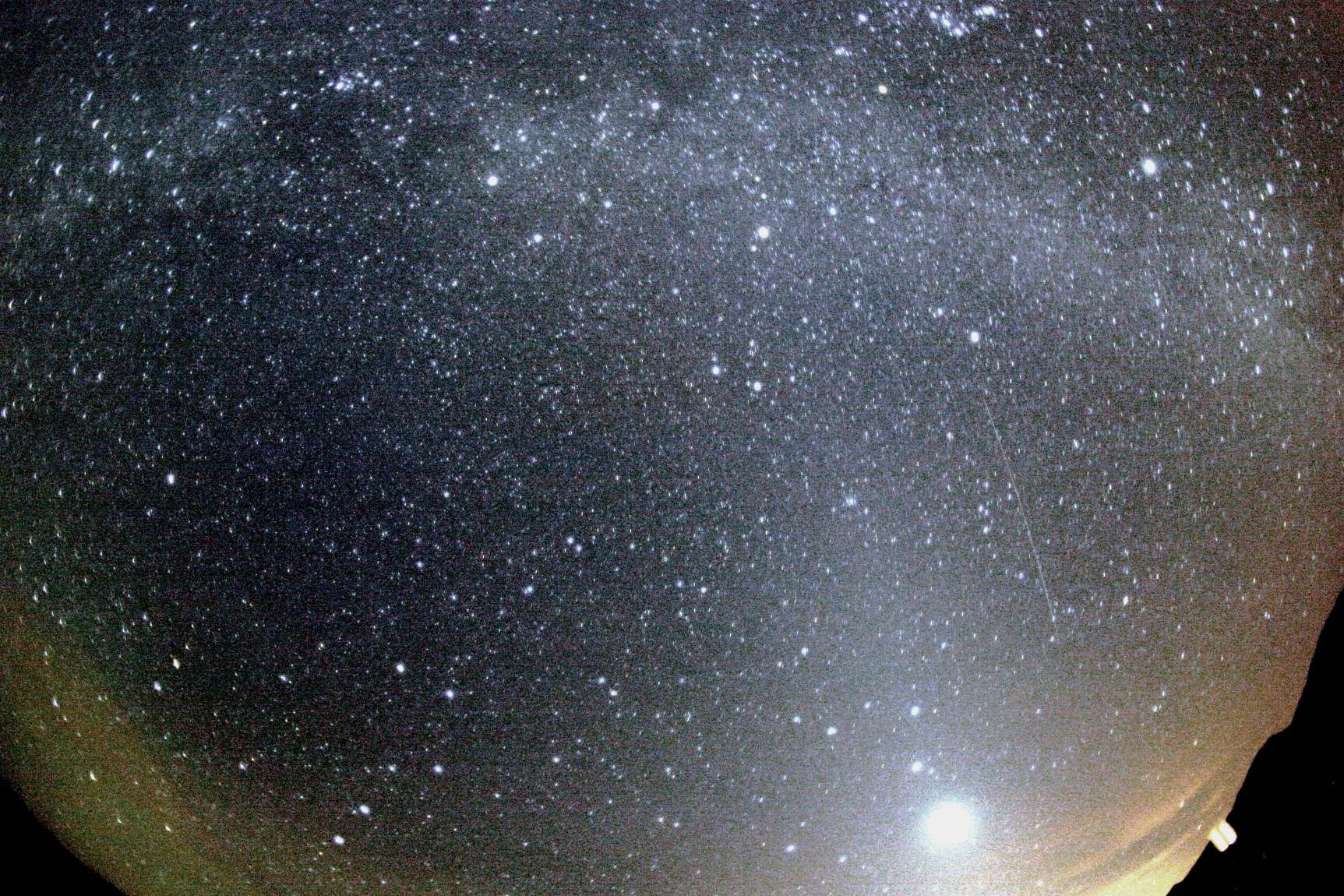 Orionid meteor shower to peak in coming days